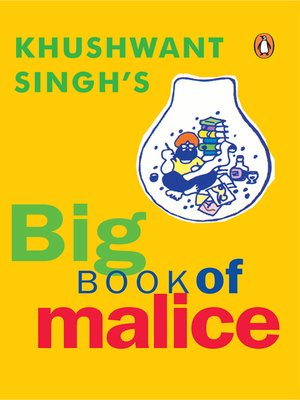 cover image of Big Book of Malice