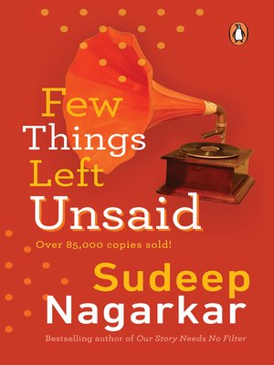 cover image of Few Things Left Unsaid