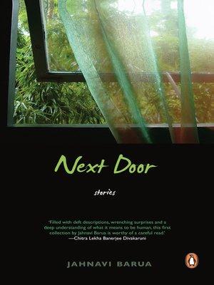 cover image of Next Door