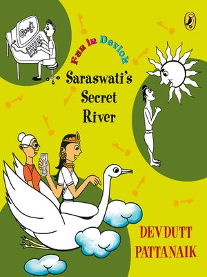 cover image of Saraswati's Secret River