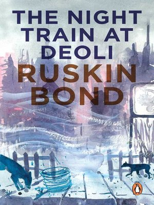 cover image of Night Train at Deoli and Other Stories