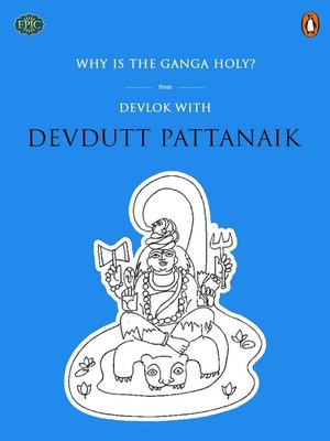 cover image of Why Is the Ganga Holy?