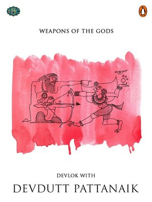 cover image of Weapons of the Gods