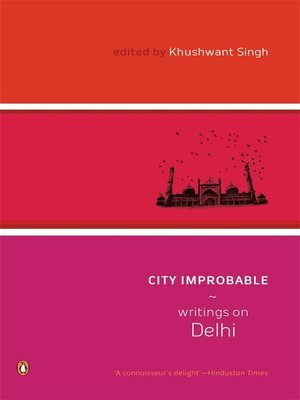 cover image of City Improbable