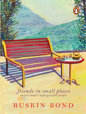 cover image of FRIENDS IN SMALL PLACES