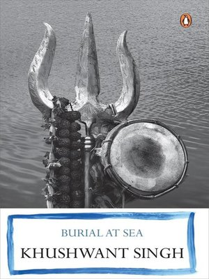 cover image of Burial at Sea
