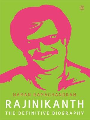 cover image of Rajinikanth