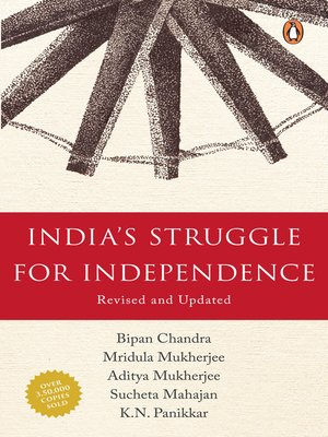 Bipan chandra overdrive rakuten overdrive ebooks audiobooks cover image of indias struggle for independence fandeluxe Gallery