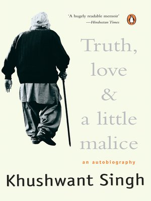 cover image of Truth Love and a Little Malice