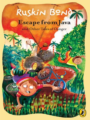 cover image of Escape from Java and other Tales of Danger