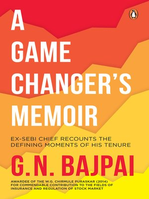 cover image of A Game Changer's Memoir