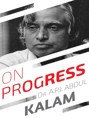 cover image of Kalam on Progress