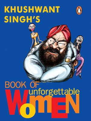 cover image of Khushwant Singh's Book of Unforgettable Women