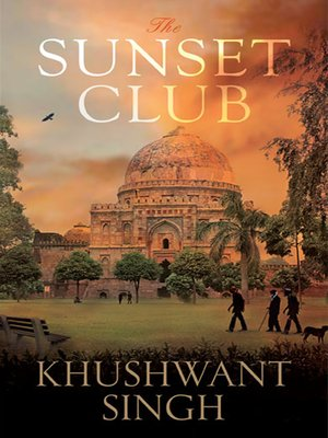 cover image of The Sunset Club