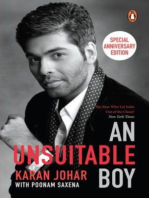 cover image of Unsuitable Boy
