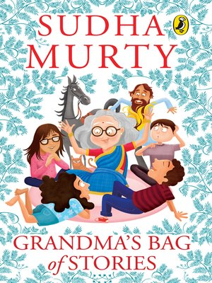 cover image of Grandma's Bag of Stories