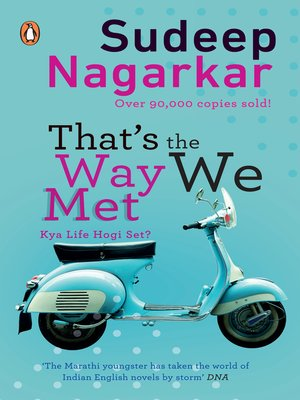 cover image of That's the Way We Met