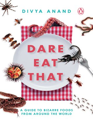 cover image of Dare Eat That