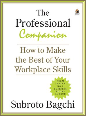 cover image of The Professional Companion
