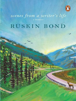 cover image of Scenes from a Writer's Life