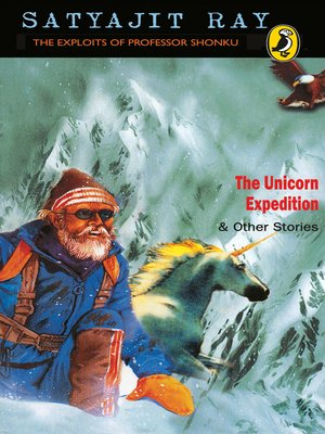 cover image of The Unicorn Expedition