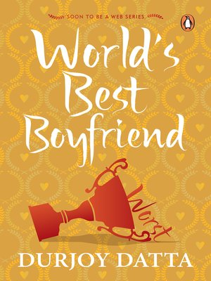 cover image of The World's Best Boyfriend