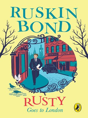 cover image of Rusty Goes to London