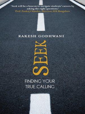 cover image of Seek