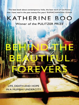 cover image of Behind the Beautiful Forever