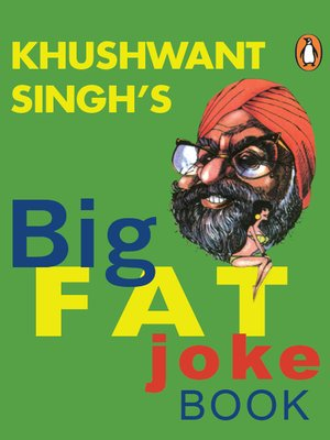 cover image of The Big Fat Joke Book