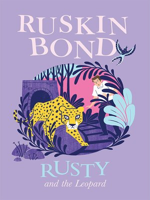 cover image of Rusty and the Leopard