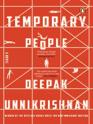 cover image of Temporary People