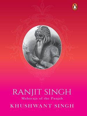 cover image of Ranjit Singh