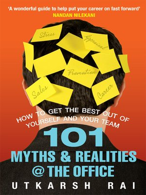cover image of 101 Myths and Realities at the Office