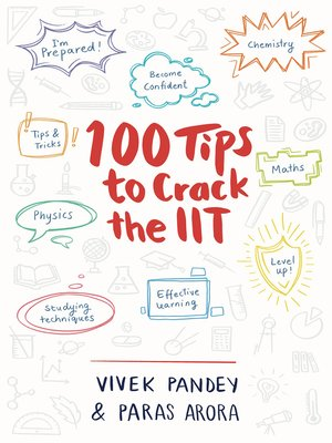 cover image of 100 Tips to Crack the IIT