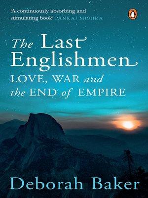 cover image of The Last Englishmen
