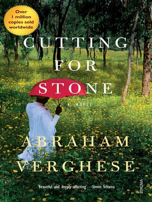 cover image of Cutting for Stone