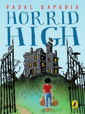 cover image of Horrid High Book 1