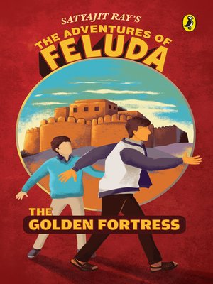 cover image of The Golden Fortress