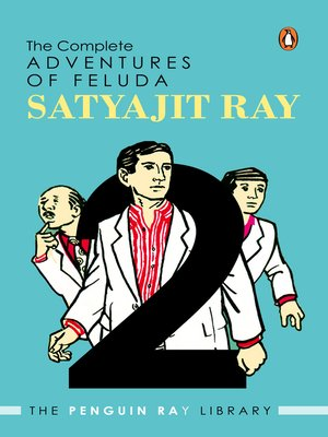 cover image of The Complete Adventures of Feluda