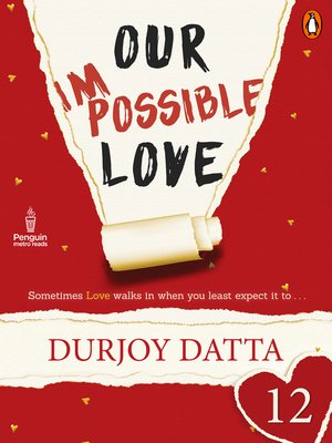 cover image of Our Impossible Love, Part 12