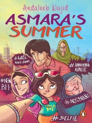 cover image of Asmara's Summer