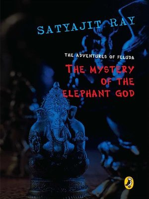 cover image of Mystery of the Elephant God
