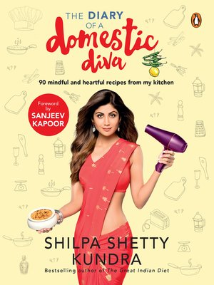 cover image of The Diary of a Domestic Diva