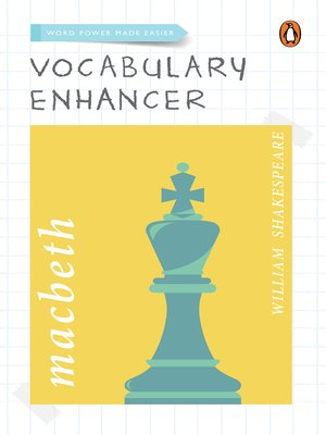 cover image of Macbeth (Vocabulary Enhancer)