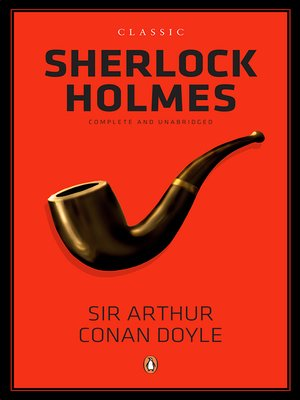 cover image of Classic Sherlock Holmes