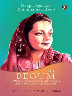 cover image of The Begum