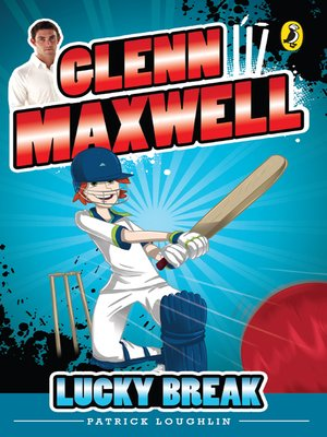 cover image of Glenn Maxwell 1
