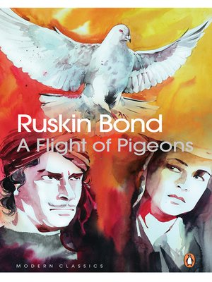 cover image of Flight of Pigeons