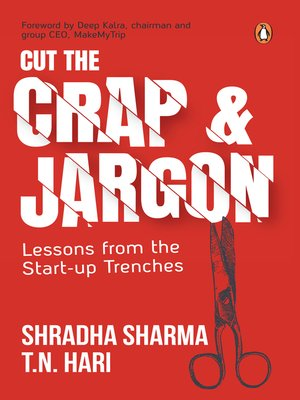 cover image of Cut the Crap and Jargon
